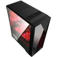 Cooyes 酷耶 KY14 24英寸台式机 至强E5-2650v3 16GB 240GB SSD+1TB HDD GTX1060 3G