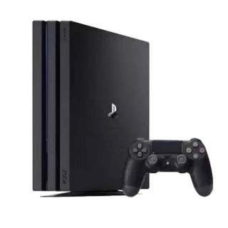 SONY 索尼 ps4 国行PlayStation4 Pro/Slim 家用娱乐主机 1TB (黑色)