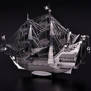 piececool 拼酷 3D立体金属拼图龟船板屋船