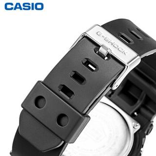 CASIO 卡西欧 G-SHOCK GAW-100男表运动电波太阳能手表 GAW-100G-1APR