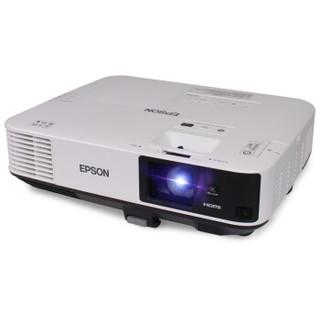 EPSON 爱普生 投影机 (1280X800dpi、5000ANSI流明、30-300英寸)