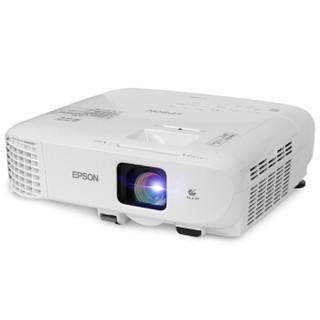 EPSON 爱普生 投影机 (1024X768dpi、4400ANSI流明、60-120英寸)