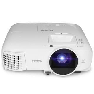 EPSON 爱普生 投影机 (1920X1080dpi、2500ANSI流明、40-300英寸)