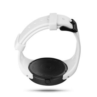 ZIIIRO 梦幻漩涡 夜光概念无指针手表日食系列 炫酷时尚创意 黑盘Snow  ZIIIRO Eclipse