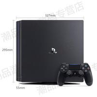 SONY 索尼 PS4 2018版 PlayStation4Pro 电脑娱乐 PS4游戏机  1T (黑色)