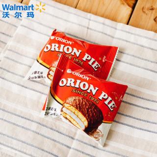 Orion 好丽友 巧克力味涂饰蛋类芯饼   680g    692090780098
