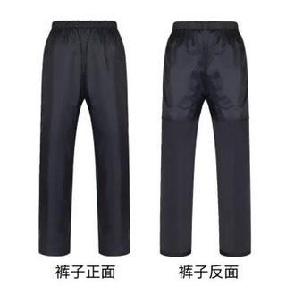 天堂 n211-7ax 摩托车雨衣雨套装 分体式 藏青色 L码
