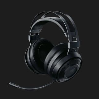 RAZER 雷蛇 游戏耳机  7.1声道 (黑色、无线(蓝牙)、蓝牙)