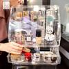 KAMAN 546663582699 透明化妆品收纳盒  一个装