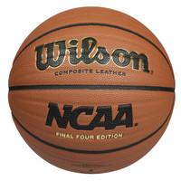 Wilson 威尔胜 街头涂鸦吸湿水泥地耐磨室内室外儿童学生训练比赛男子7号篮球  WTB1233V(波浪科技-吸湿止滑)  WTB1233 (橘红色、7号)