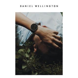 DanielWellington 手表男dw手表40mmdw表 dw男表时尚休闲石英手表 DW00100127