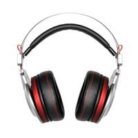 xiberia 西伯利亚 游戏耳机  7.1声道绝 (铁灰色、有线、USB接口)
