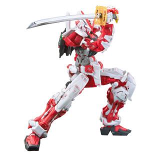 BANDAI 万代 拼装玩具 1/144  红色异端