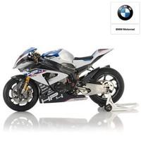 宝马 BMW HP4 RACE 赛车 摩托车