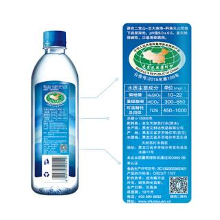 舒达源 矿泉水 400ml*24瓶