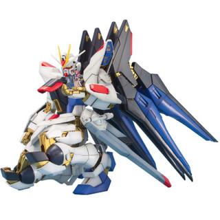 BANDAI 万代 MG版 高达拼装模型玩具  1/100 突击强袭自由 148083
