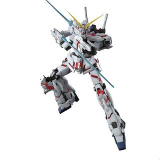 BANDAI 万代 高达拼装模型玩具 MG 1/100  162053 (162053)