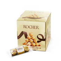 FERRERO ROCHER 费列罗 榛果威化巧克力