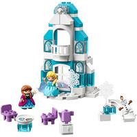 考拉海购黑卡会员:LEGO 乐高 得宝系列 10899 冰雪奇缘城堡