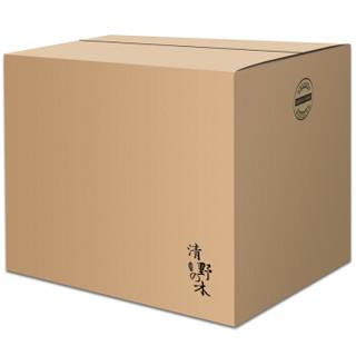 清野の木 搬家箱子无扣手 60*40*50cm(五个装)大号