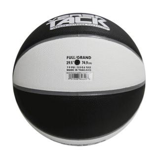 NIKE 耐克 篮球 室外日常活动训练耐磨PU蓝球 标准7号篮球 BB0639-055 (黑白、7号、BB0639-055)