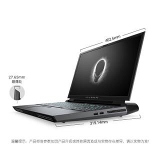 ALIENWARE 外星人 外星人 17.3英寸游戏笔记本电脑 黑色