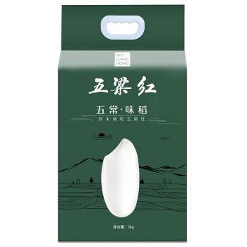 五粱红 五常稻花香 5kg