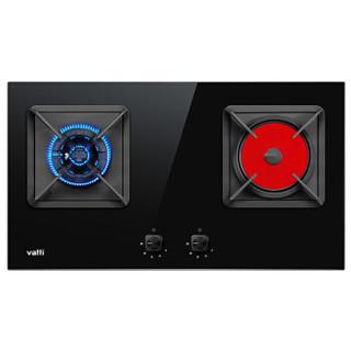 VATTI 华帝 i11092+49B+i12053-16(天然气) 燃气灶具热水器三件套装银色