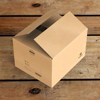 Biaze 毕亚兹 搬家纸箱子无扣手53*29*37(5个装)