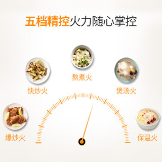 Canbo 康宝 JZY-H140-B10 单眼灶台式煤气灶 液化气