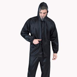 精骑士 电动摩托车雨衣雨裤套装