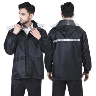 精骑士 201 电动摩托车雨衣雨裤套装