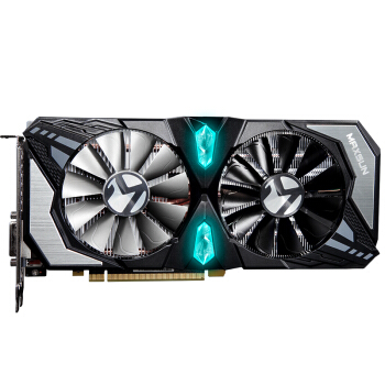 铭瑄 (MAXSUN) MS-GeForce RTX2060 Super 终结者