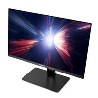 攀升 迁跃者X 23.8英寸超薄台式一体机电脑(六核i5-9400F GT1030独显 8G 480GSSD WiFi 3年上门)办公游戏