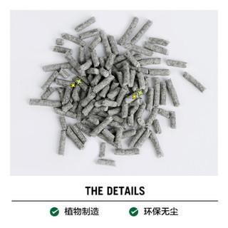 Navarch 耐威克 活性炭豆腐猫砂 灰色 6L