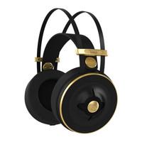 Akko 艾酷 游戏耳机 (黑色、有线、3.5毫米音频接口)