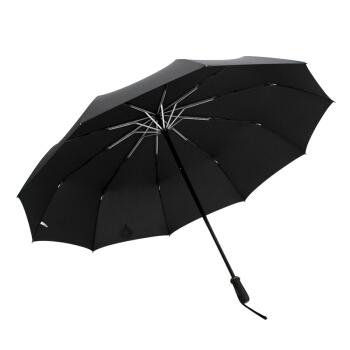 MAYDU 美度 M3512 男士商务晴雨伞 黑色