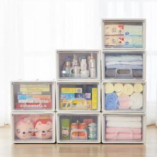 Jeko&JekoSWB-5459 儿童衣柜收纳盒  中号 3只装