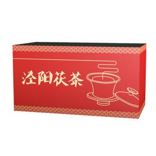 西域美农 泾阳茯茶200g 礼盒装