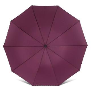 天堂 30721E 商务伞 紫红
