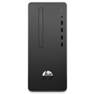 HP 惠普 商用台式电脑主机 (Intel i3、1TB HDD、4G、集成显卡)