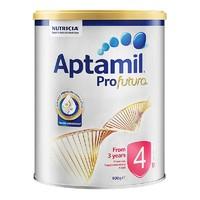 Aptamil 澳洲爱他美 白金版 婴幼儿奶粉 4段 900g 2罐装