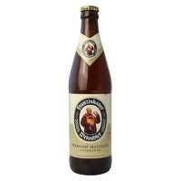 Franziskaner范佳乐(教士)小麦啤酒450ml*12瓶 整箱装 中国产区 *3件