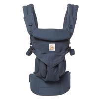 ergobaby 全阶段型四式360婴儿背带四季通用多功能抱婴带0-36个月 午夜蓝 25440260