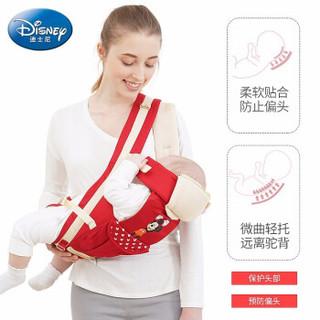 Disney 迪士尼 横抱式宝宝背带 红色 41221002758