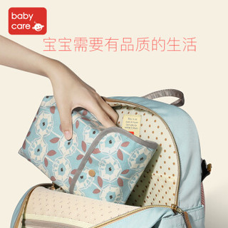 BabyCare 葆婴 妈咪包 拉希奈蓝 5016