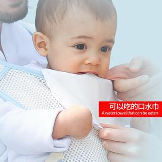 sanlebaby 婴儿背带腰凳 蓝色 S001