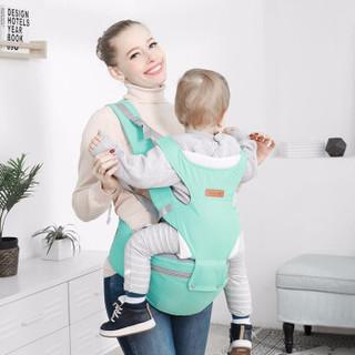 BABY LAB 赖比 婴儿背带 典雅绿 BL1901