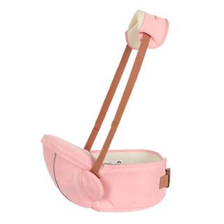 嘉贝星 抱带腰凳 胭脂粉  1704