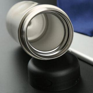 THERMOS 膳魔师 JCG-400 商务办公保温杯不锈钢色